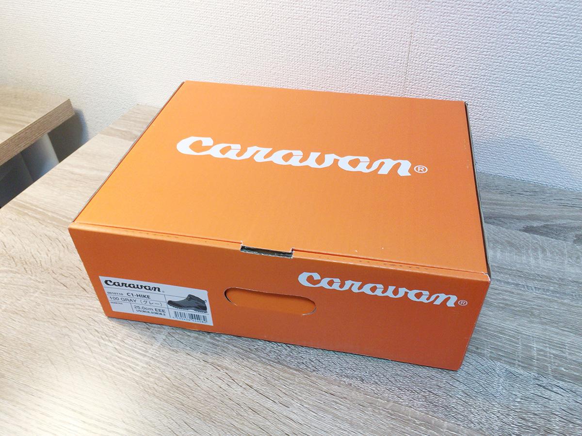 Caravan C1_HIKE 購入しました