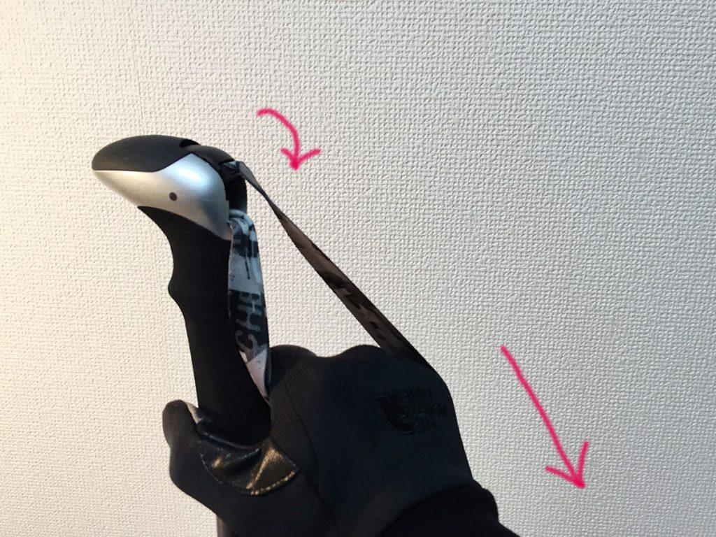 LEKI トレッキングポール 簡単に長さを調整できる