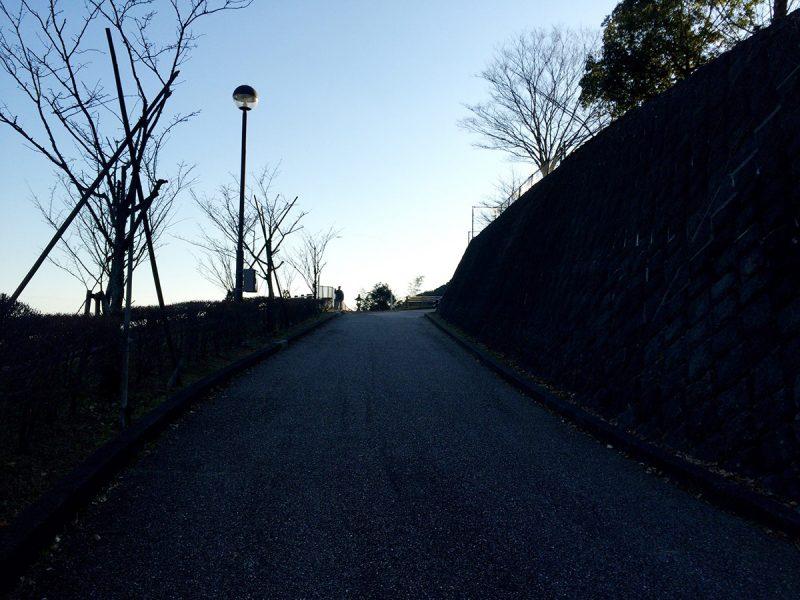 藤枝市岡部町岡部の貝立公園