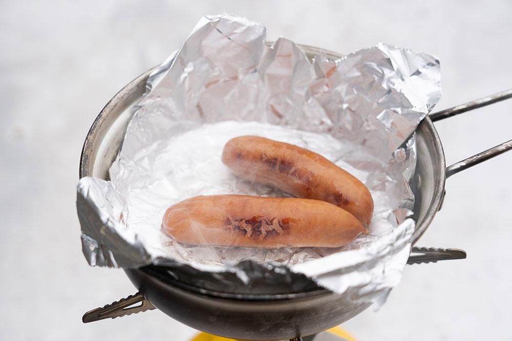 登山やキャンプ 汚さずに調理・食事するコツ