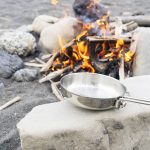 焚き火での調理 フライパン・コッヘルのレビュー
